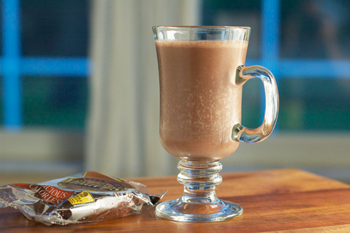 Double Chocolate Muffin Delight Smoothie